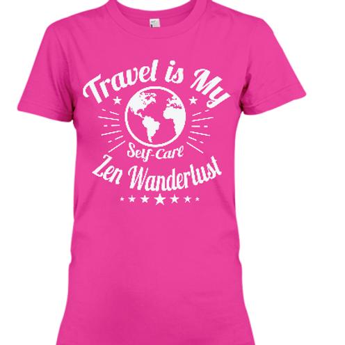 Ladies' Wanderlust T-Shirt