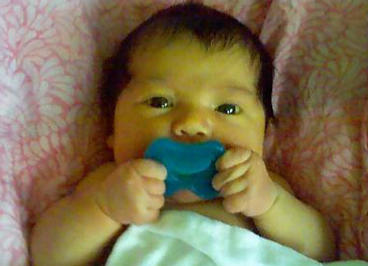 Pacee Pacifier  2/pk