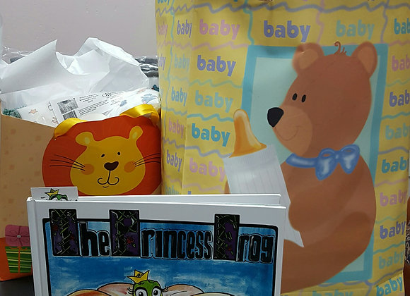 Baby Gift Bag  (price is variable)