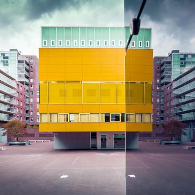Stedelijk Gymnasium,  's-Hertogenbosch