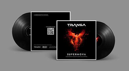 """SUPERNOVA: 12"""" Vinyl (Pre-sale)"""