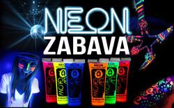 neon zabava