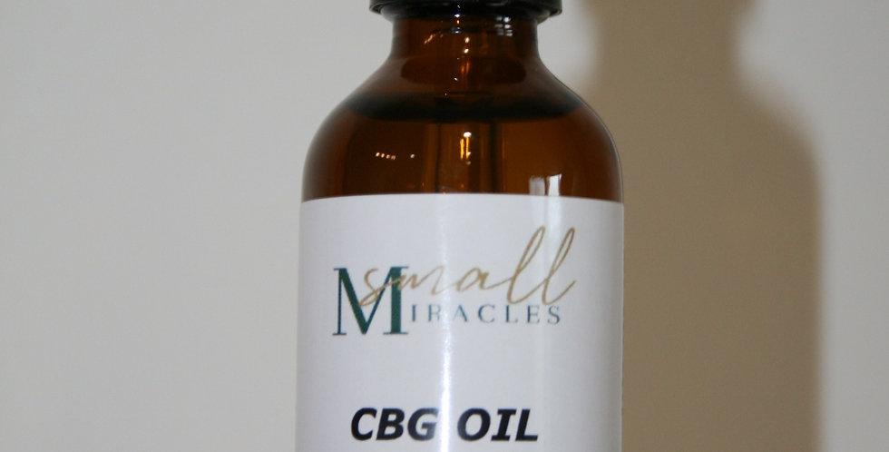 CBG Full Spectrum Oil Tinctures