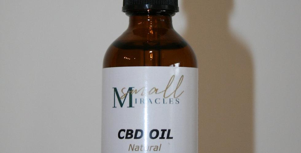 CBD Full Spectrum Oil Tinctures