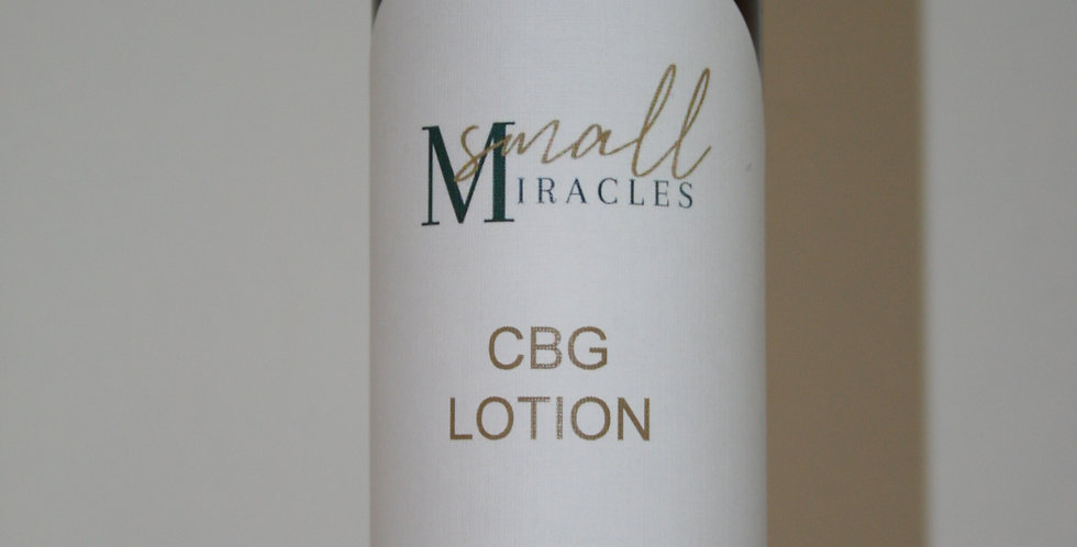 CBG Lotion