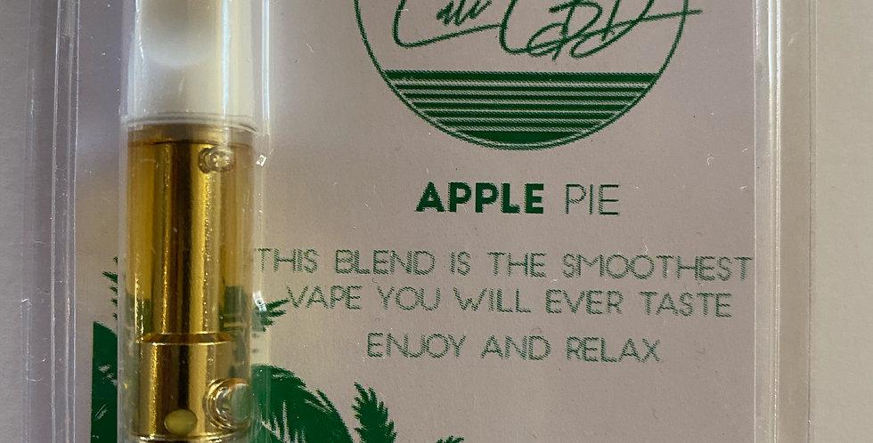 Apple Pie CBD Vape Cartridge