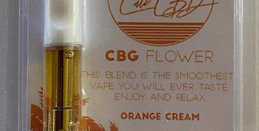 Orange Cream CBG Vape Cartridge
