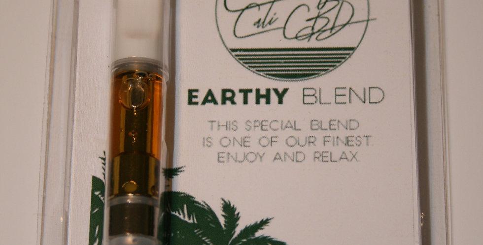 Earthly Blend CBD Vape Cartridge