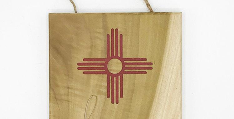 New Mexico Home hanger