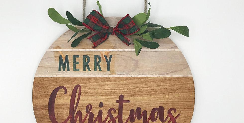 """Christmas Hanger - 14"""""""