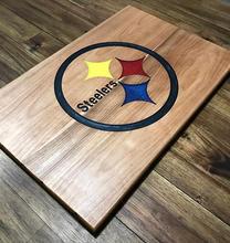 Steelers serving board