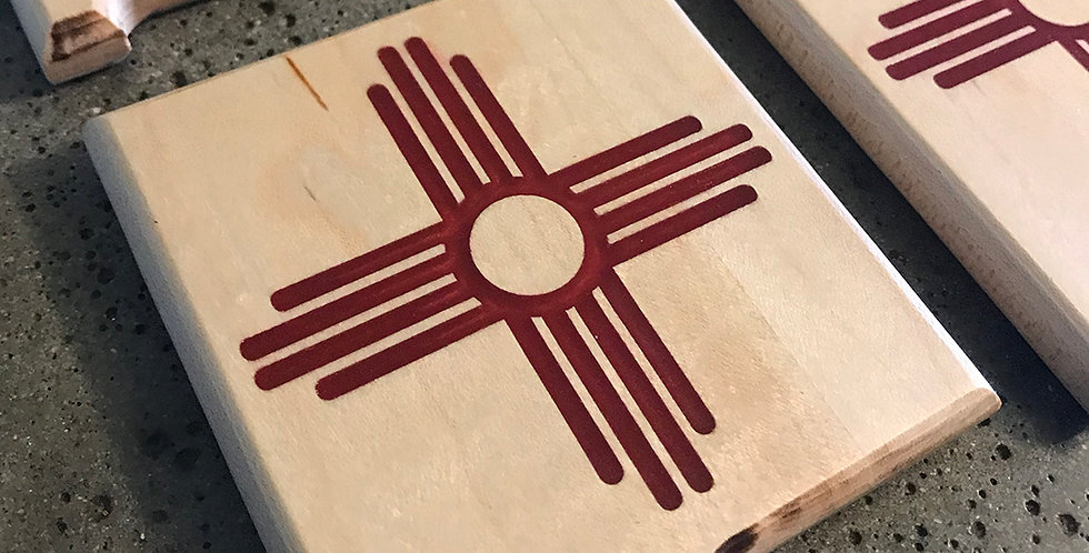 New Mexico State Coasters