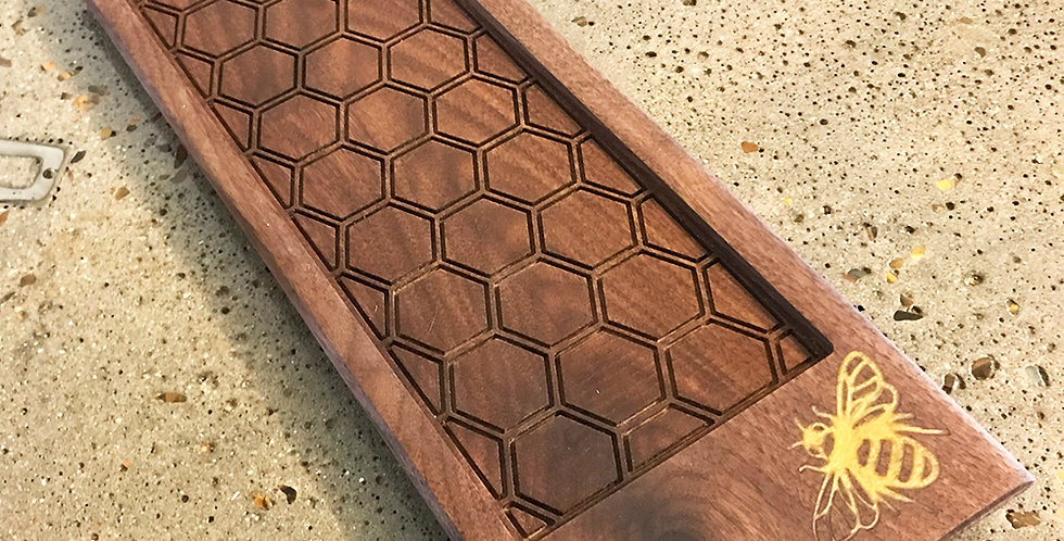 Honeycomb Catch-all Tray
