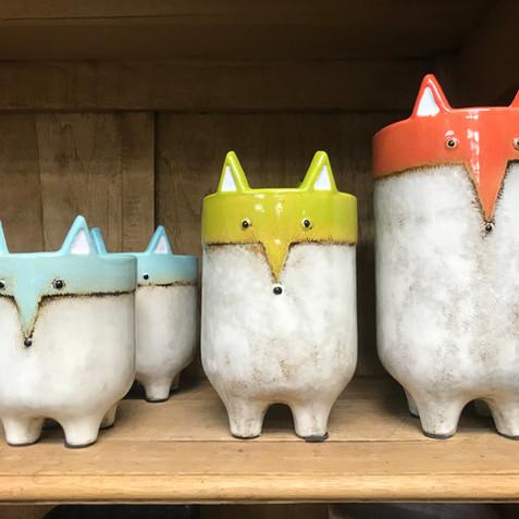Fox planters