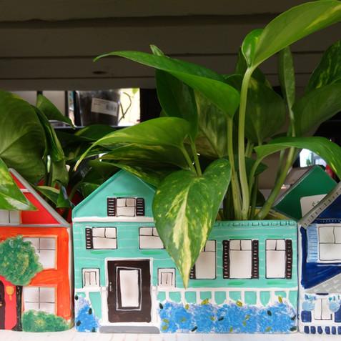 City planters