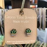Garden earrings