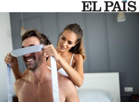 Juegos eróticos en pareja en los que entra alguien más. Nueva colaboración.