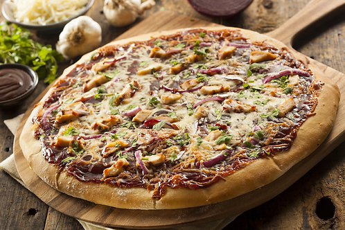 Pizza con Pulled Pork BH Ahumados
