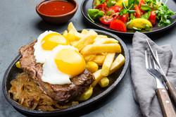 Peruvian Latin American food