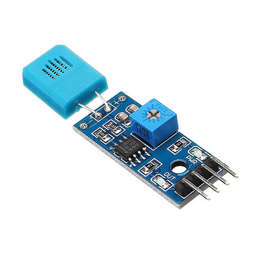 HR202 Humidity Sensor Module Humidity Resistance Wet Sensitive Control Module