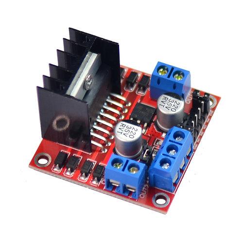 L298N Based Motor Driver Module – 2A