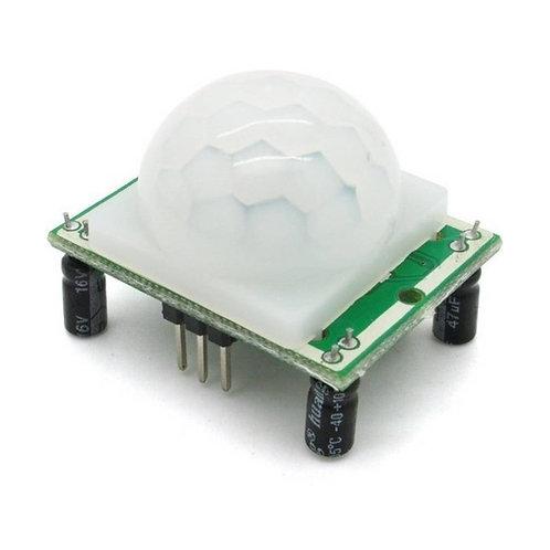 PIR SENSOR - HC-SR501 Pyroelectric Passive Infrared IR PIR Motion Sensor