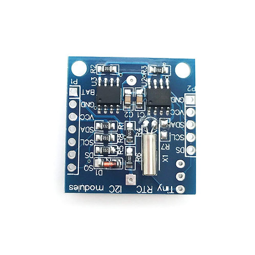 RTC Real Time Clock DS1307 Tiny I2C IIC Module