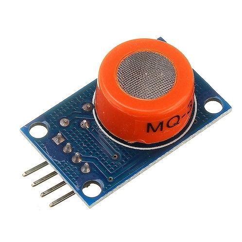 MQ3 Alcohol Gas Sensor Module Detector - Alcohol Etahnol Detector Module