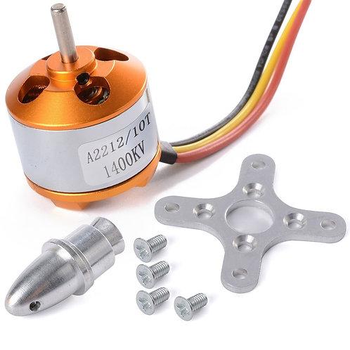 A2212/10T - 1400KV BLDC Brushless Motor