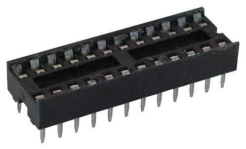 24 pin IC Base Socket Connector Holder - DIP socket