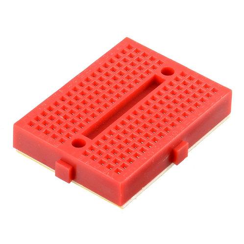 Mini Breadboard - 170 point Solderless Mini - 170 Tie Points 35 x 47 x 8.5mm