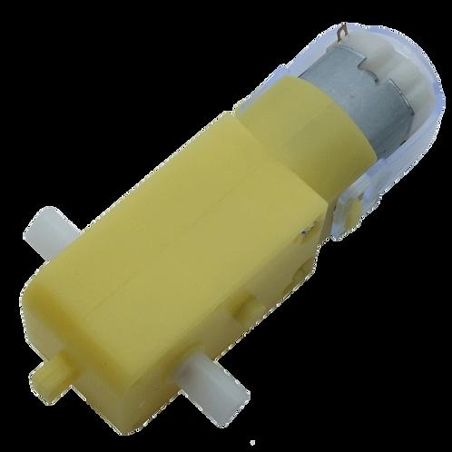 BO Motor - Single Shaft 60 RPM BO Motor - T shaped - 60RPM - 3-12V