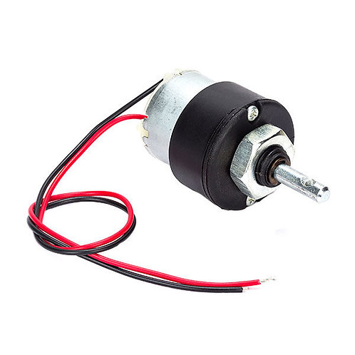 300RPM 12V Dc Gear Motor ( Geared Motor ) - 300RPM - 12 Volt