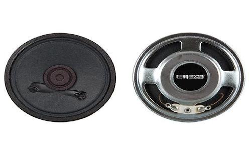 Speaker 8ohm ( 8 OHM ) 0.25 Watt - Audio Loudspeaker - Black - 5.7cm Diameter
