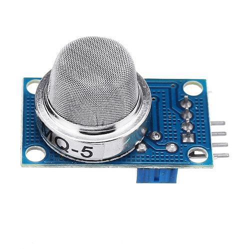 MQ5 LPG Natural Gas Sensor Module - Town Gas, Methane, Butane, Propane