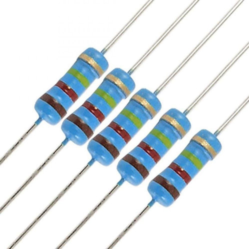 100K ohm 1 Watt Resistor