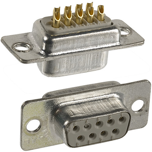 DB9 Female Connector (Wire type)