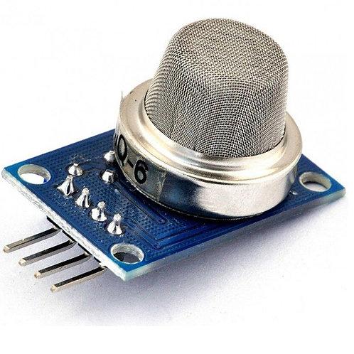 MQ6 LPG Propane Gas Sensor Detector Module - Liquefied Petroleum Gas Sensor