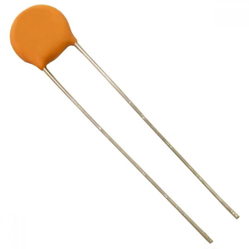 0.000033uF/0.033nF/33pF Ceramic disc Capacitor-Pack of 2