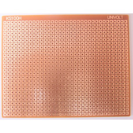 Veroboard-General purpose PCB - DOT matrix board - 6x4 inch (good quality)