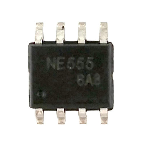 NE555 - (SMD Package) Timer IC