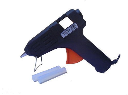 Glue Gun with Glue Sticks 40W - with 2 pieces Adhesive Glue Stick