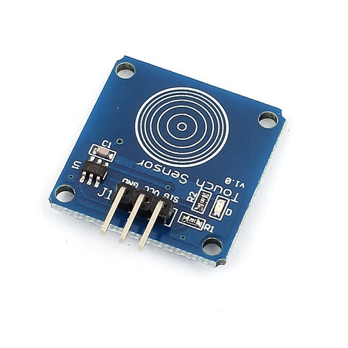 TTP223 - Capacitive Touch Sensor Module (1 Channel) TTP 223