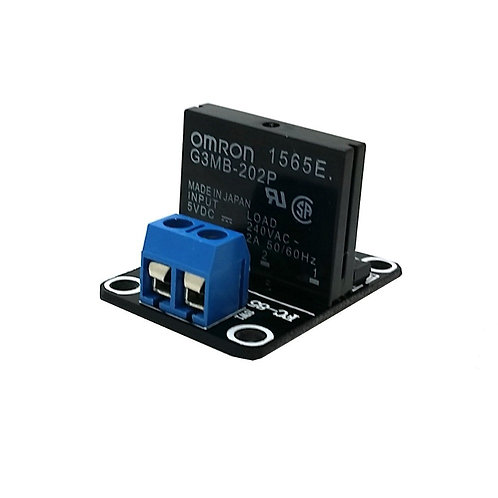 1- Channel Solid State Relay -SSR Module Ac- 240V Dc 5v-2A