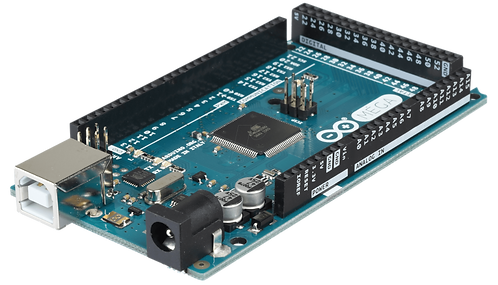 Arduino MEGA 2560 microcontroller(Cable Not Included))