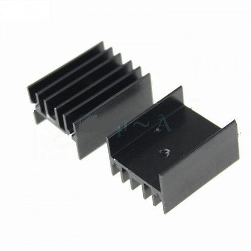 Heatsink Aluminum Black