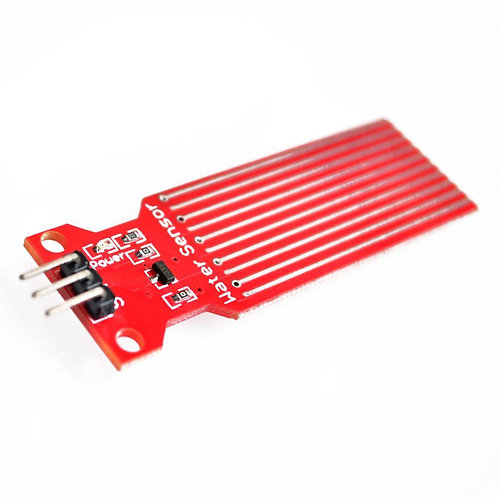 Water Level Sensor Module Water Level Rain Detecting Depth Sensor