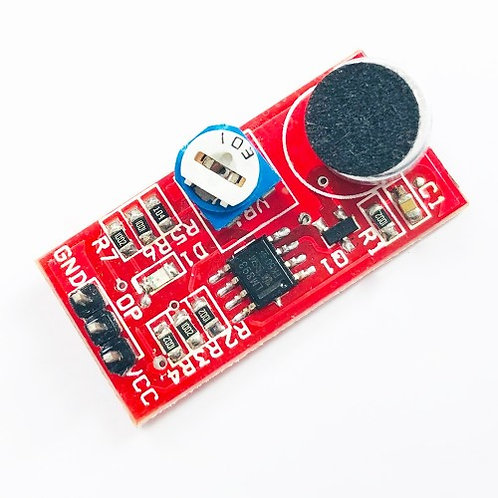 Microphone Sound Module Voice Sensor High Sensitivity Module