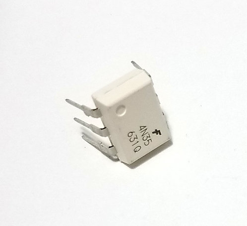 4N35 IC - Optocoupler Phototransistor IC