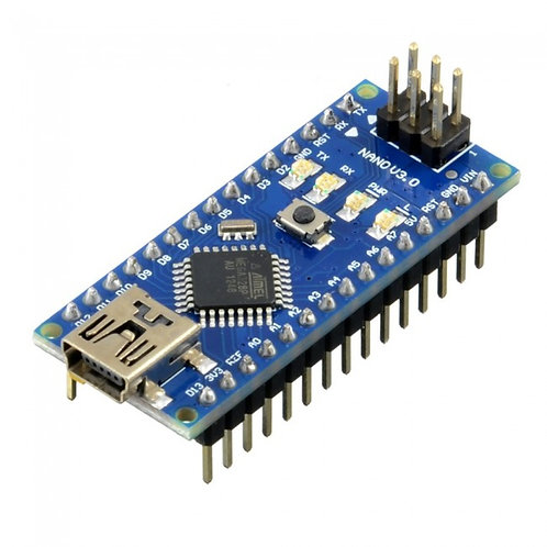 Arduino Nano ATmega328P-AU V3.0 Board For(Cable not Included)